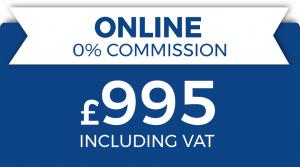 Estate agents in Birmingham City Centre - online no commission