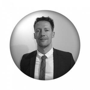 Estate agent in Birmingham city centre - Luke