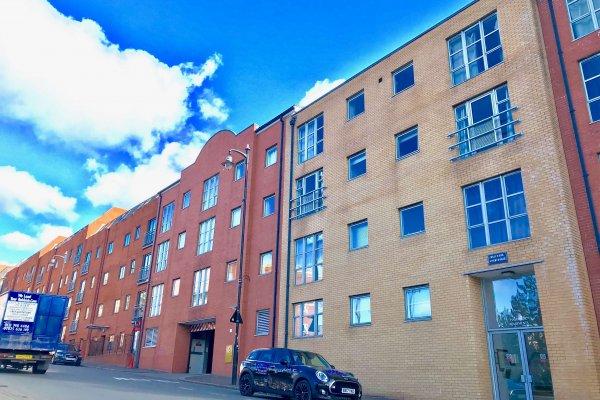 Hallmark Apartment, Newhall Hill, Jewellery Quarter, B1
