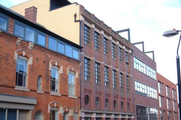 Wexler Lofts, Carver Street, Birmingham, B1 3AQ