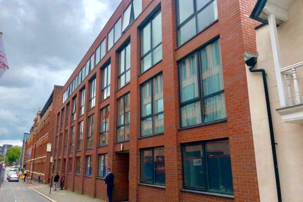 Octahedron, George Street, B3